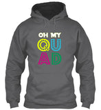 Color Guard - Oh My QUAD! Hoodie