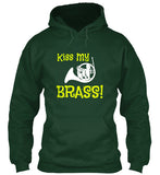 French Horn - Kiss My Brass - Hoodie