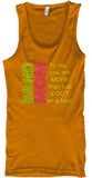 Band Mom - You are MORE than just a dot - Tank Top