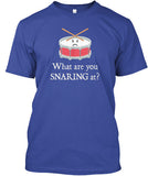 What are you SNARING at?