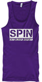 SPIN. Eat. Sleep. Repeat. - Tank Top