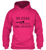 Be Bold...and Brassy!  Trombone Hoodie