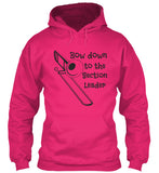 Trombone - Bow Down to the Section Leader - Hoodie