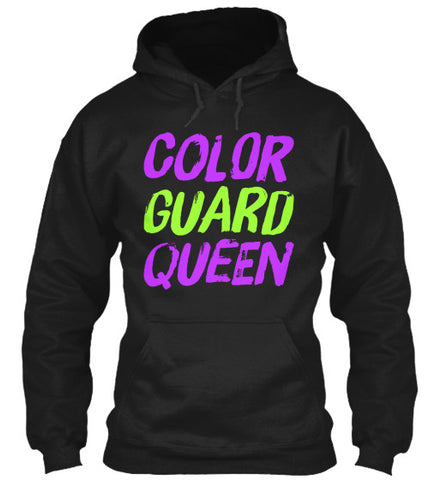 Color Guard Queen - Hoodie