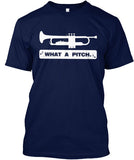 Trumpet: What A Pitch