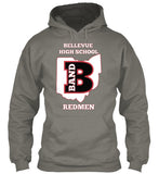 Bellevue High School Band - Hoodie