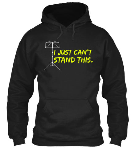 I just can't stand this.  Hoodie