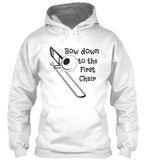 Trombone - Bow Down to the 1st Chair - Hoodie