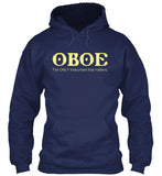Oboe - The ONLY instrument that matters - Hoodie