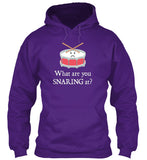 What are you SNARING at? - Hoodie