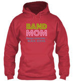 Band Mom - Black Socks - Hoodie