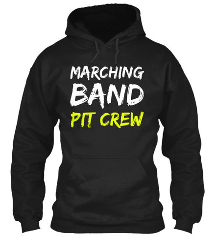 Marching Band PIT Crew - Hoodie