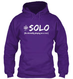 #Solo - Accidentally Playing on a Rest - Hoodie