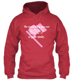 Guard - The Worst Thing You Can Drop Is Your Smile - Hoodie