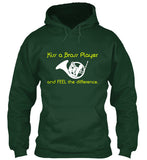 French Horn - Kiss a Brass Player - Hoodie