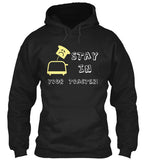 Guard - Stay In Your Toaster! Hoodie