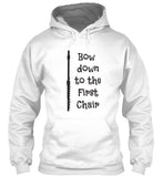 Flute - Bow Down to the 1st Chair - Hoodie