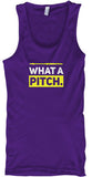 Flute: What A Pitch - Tank Top