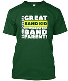 Behind Every Great Band Kid There's A Devoted Band Parent