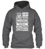Band Mom Definition - Hoodie