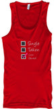 Single - Taken - Color Guard - Tank Top