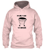 Fear the Timpani - Black Lettering - Hoodie