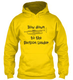 Trumpet - Bow Down to the Section Leader - Hoodie