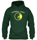 Cymbal Lady - Hoodie