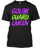 Color Guard Queen
