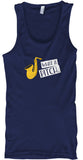 Saxophone: What A Pitch - Tank Top