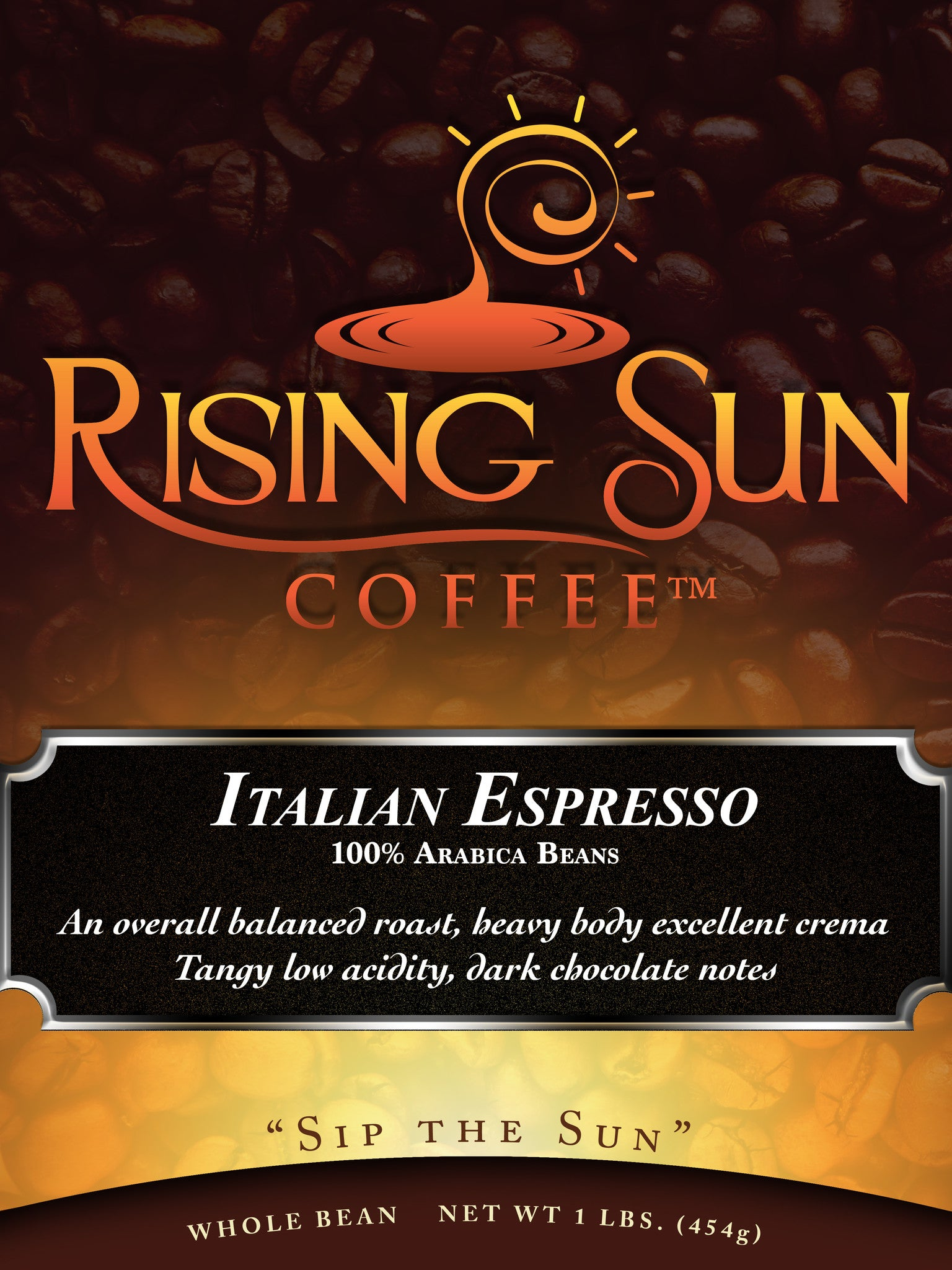 Espresso is coming soon!