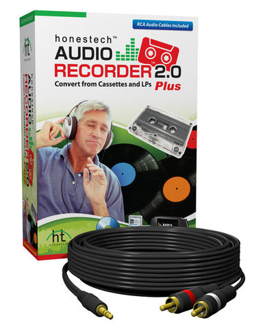 VIDBOX® Audio Recorder 2.0 Plus - VIDBOX