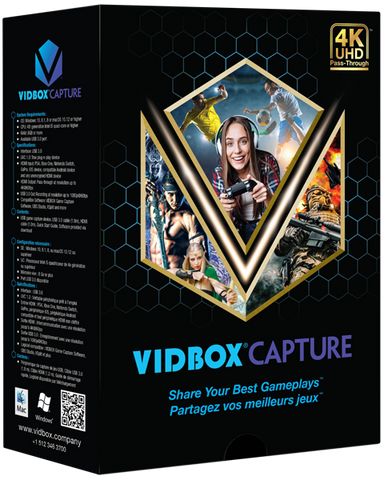 VIDBOX® Game Capture GCDK1