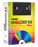 VIDBOX® VHStoDVD™ 9.0 Deluxe (Windows PC)