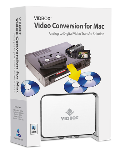 VIDBOX® Video Conversion for Mac - VIDBOX - 4