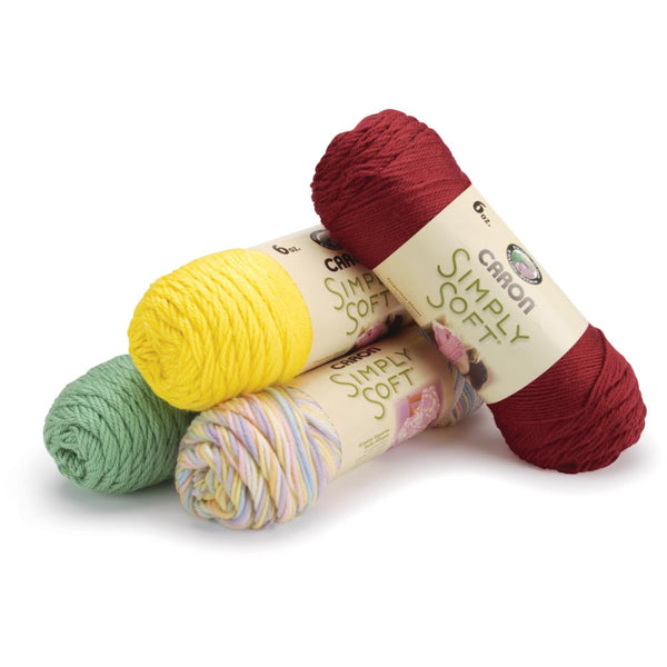 Caron Simply Soft Solids Yarn (170g)
