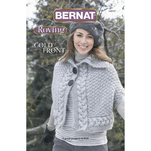 BERNAT-Cold Front: Pattern Book