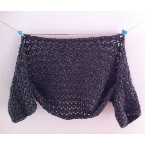 Guided Craft Project - Knit a Shrug