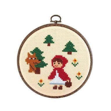 Craft Lesson-Cross-Stitch (1 Session)