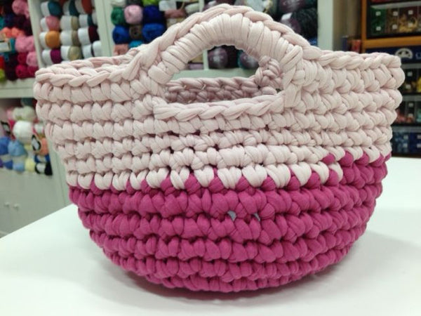 Guided Craft Project - Crochet a Cute HandBag