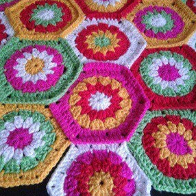 Guided Craft Project -Crochet a Throw Blanket