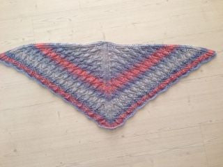 Guided Craft Project -Knit a Lacy Shawl
