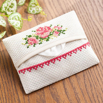 Cosmo Tissue Pouch KIT  (Pattern and thread included)