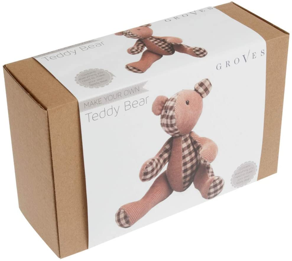 Make your own Teddy Bear Box