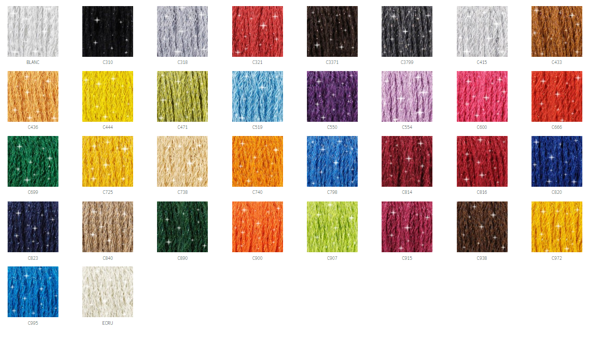 12 pieces DMC Moulin Etoile Embroidery Threads ($1.85 per piece)