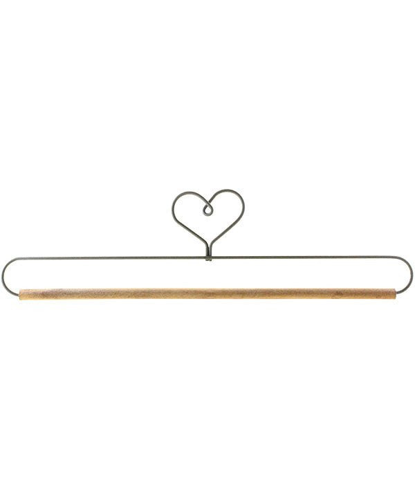 Heart-Shaped 7.5-inch Holder