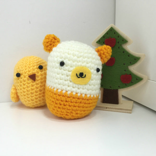 Guided Craft Project  -Crochet an Amigurumi