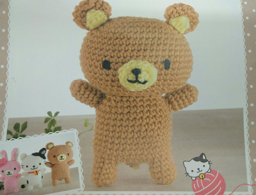 Hamanaka Crochet an Amigurumi Craft Kit