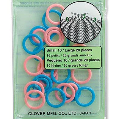 Clover Circular Stitch Ring Markers