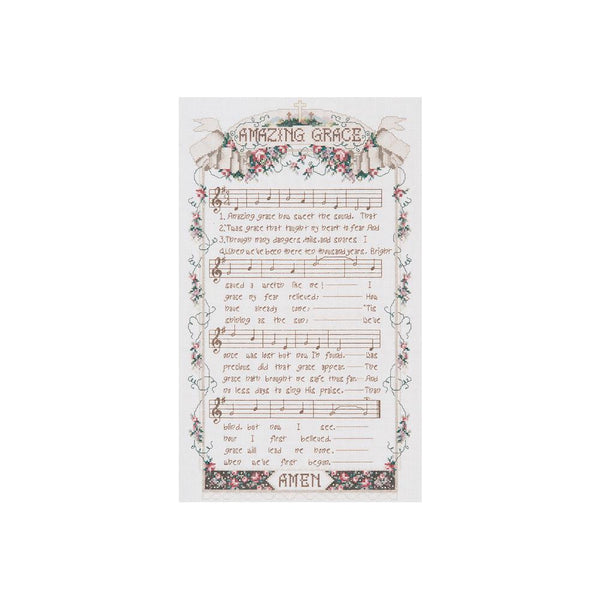 Bucilla Amazing Grace Cross Stitch